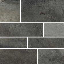 Casa Roma ® Stonecrete Sabled Cement (12×24 Design 6 Mosaic Honed Rectified) STOUSG124D6207