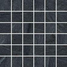 Casa Roma ® Urban 2.0 Raven Black (12×12 Mosaic Honed Rectified) STOUSG12MO230