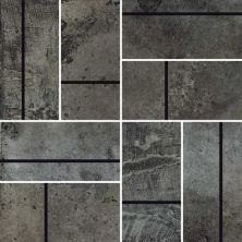 Casa Roma ® Stonecrete Sabled Cement (3×6 Parquet Mosaic Honed Rectified) STOUSG12MP207