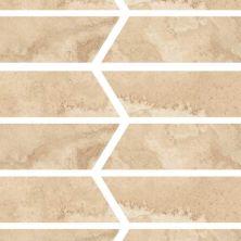 Casa Roma ® Royal Alabastrino Topaz (4×24 Chelsea Mosaic Satin Rectified) STOUSSP424MC225