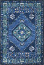 Artistic Weavers Arabia Aba-6253 Navy 2'0″ x 3'0″ ABA6253-23