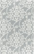 Surya Cosmopolitan Cos-8828 Medium Gray 3'6″ x 5'6″ COS8828-3656