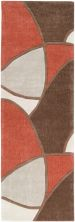 Surya Cosmopolitan Cos-8887 Rust 2'6″ x 8'0″ Runner COS8887-268