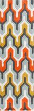 Surya Cosmopolitan Cos-9176 Sea Foam 2'6″ x 8'0″ Runner COS9176-268