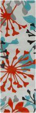 Surya Cosmopolitan Cos-9197 Teal 2'6″ x 8'0″ Runner COS9197-268