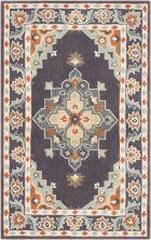 Surya Cosmopolitan Cos-9307 Charcoal 8'0″ x 11'0″ COS9307-811