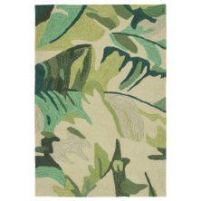 Liora Manne Capri Contemporary Green 2'0″ x 3'0″ CAP23166806