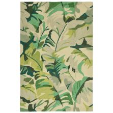 Liora Manne Capri Contemporary Green 7'6″ x 9'6″ CAP71166806