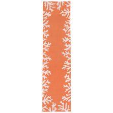 Liora Manne Capri Casual Orange 2'0″ x 5'0″ CAPR5162017