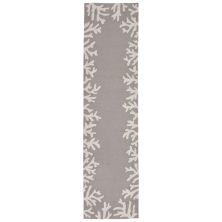 Liora Manne Capri Casual Silver 2'0″ x 5'0″ CAPR5162047