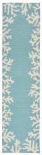 Liora Manne Capri Casual Blue 2'0″ x 8'0″ CAPR8162004