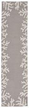 Liora Manne Capri Casual Silver 2'0″ x 8'0″ CAPR8162047