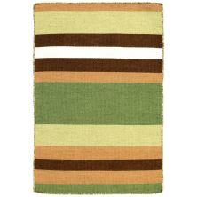 Liora Manne Sorrento Tribeca Green 2'0″ x 3'0″ SRN23630126