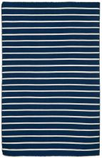 Liora Manne Sorrento Contemporary Navy 3'6″ x 5'6″ SRN46630533