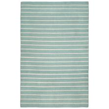 Liora Manne Sorrento Contemporary Blue 5'0″ x 7'6″ SRN57630593