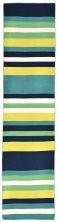 Liora Manne Sorrento Casual Green 2'0″ x 8'0″ SRNR8630106