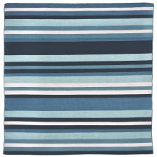 Liora Manne Sorrento casual Blue 8'0″ x 8'0″ Square SRNS8630103