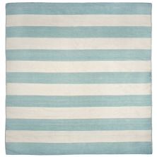 Liora Manne Sorrento Casual Blue 8'0″ x 8'0″ Square SRNS8630293