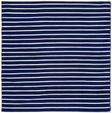 Liora Manne Sorrento Contemporary Navy 8'0″ x 8'0″ Square SRNS8630533