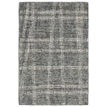 Liora Manne Savannah Mad Plaid Grey 2'0″ x 3'0″ SVH23950619