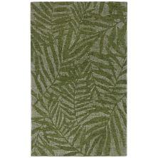 Liora Manne Savannah Olive Branches Green 7'6″ x 9'6″ SVH71950006