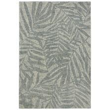 Liora Manne Savannah Olive Branches Multi 7'6″ x 9'6″ SVH71950044