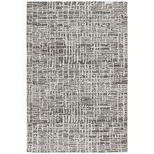 Liora Manne Savannah Grid Grey 7'6″ x 9'6″ SVH71951247