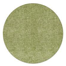 Liora Manne Savannah Fantasy Green 8'0″ x 8'0″ Round SVHD8950306
