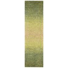 Liora Manne Savannah Horizon Green 2'0″ x 7'6″ SVHR8951006