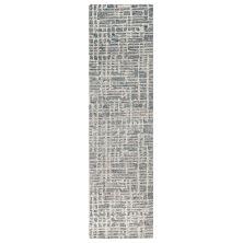 Liora Manne Savannah Grid Blue 2'0″ x 7'6″ SVHR8951204