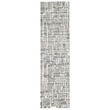 Liora Manne Savannah Grid Grey 2'0″ x 7'6″ SVHR8951247