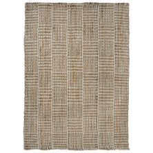 Liora Manne Terra Squares Natural 8'3″ x 11'6″ TEA81676212