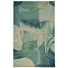 Liora Manne Tivoli Contemporary Blue 9'0″ x 12'0″ TIV92810804