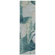 Liora Manne Tivoli Contemporary Blue 2'3″ x 8'0″ TIVR8810804