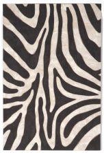 Liora Manne Visions I Contemporary Black 2'0″ x 3'0″ VAF23304348