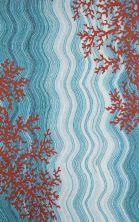 Liora Manne Visions Iv Casual Blue 8'0″ x 10'0″ VGH80325503