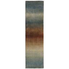 Liora Manne Vienna Contemporary Blue 2'3″ x 8'0″ VNAR8725003