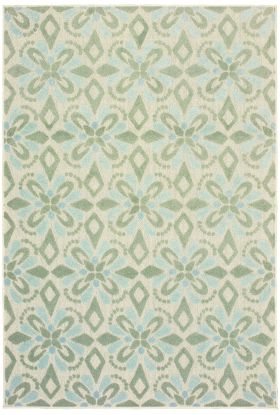 Oriental Weavers Barbados 5994j Ivory Collection