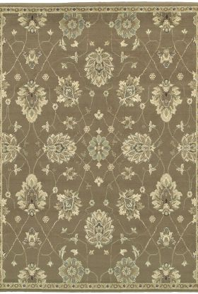 Oriental Weavers Brentwood 1330e Brown Collection
