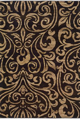 Oriental Weavers Emerson 2033c Black Collection