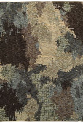 Oriental Weavers Evolution 8011b Blue Collection