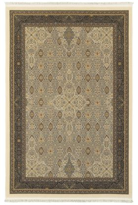 Oriental Weavers Masterpiece 1335i Ivory Collection