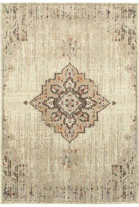 Oriental Weavers Pasha 72j Ivory Collection