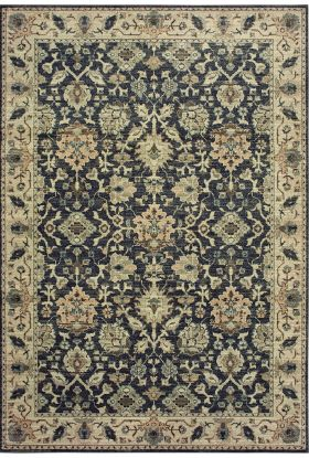 Oriental Weavers Raleigh 8026p Navy Collection