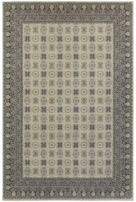 Oriental Weavers Richmond 4440s Ivory Collection