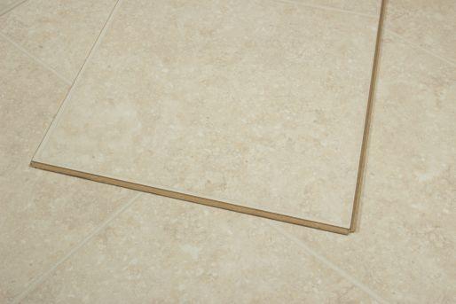Lifetime Floors Quicklock Tile Milano Travertine