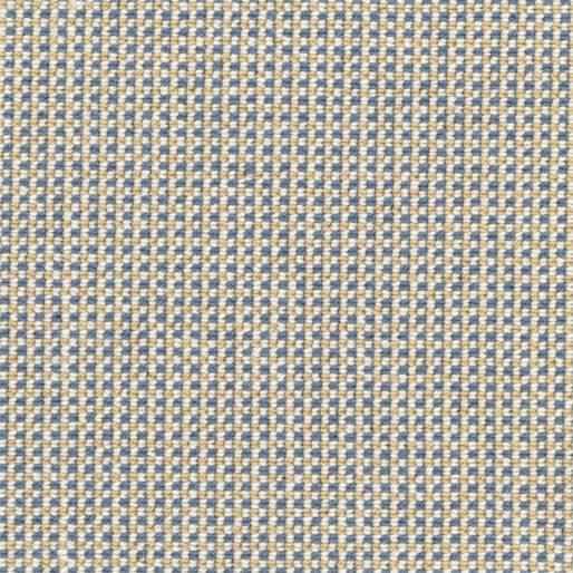 Gingham Stitch – Sandstone Blue