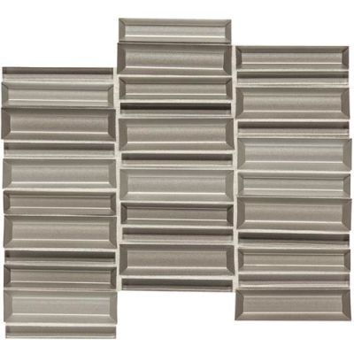 Daltile Cascading Waters Silver Surge Beige/Taupe CW4114MS1P