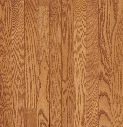 Bruce Manchester Strip & Plank Red Oak Butterscotch C216