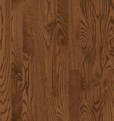 Bruce Manchester Strip & Plank Red Oak Saddle C217